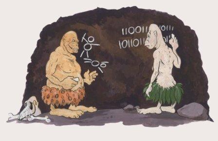 Интересные факты о Древнеанглийском языке.