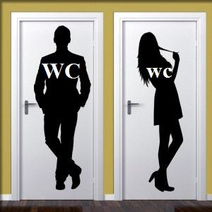 как расшифровывается WC обозначение туалета